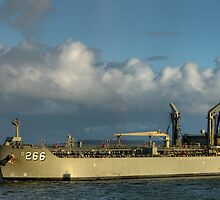 HMAS Sirius by Ian Creek