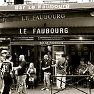 Le Faubourg by Ninit K