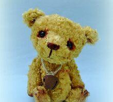 Boyd - Handmade bears from Teddy Bear Orphans by Penny Bonser