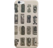 line them up iPhone Case/Skin