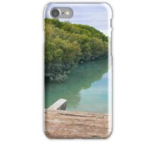 streeters jetty end  iPhone Case/Skin