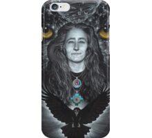 Raven Warrior  iPhone Case/Skin