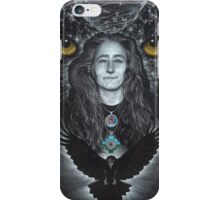 Raven Warrior  iPhone Case/Skin
