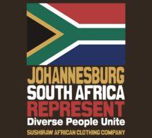 Johanesburg, South Africa, represent by kaysha