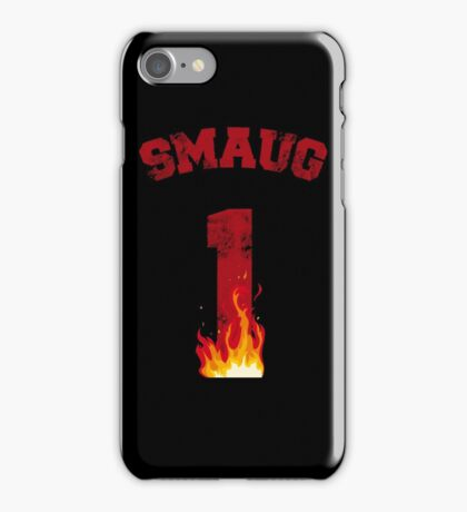 Team Smaug iPhone Case/Skin