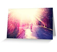 Homebound Greeting Card