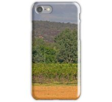 oakover farm wines  iPhone Case/Skin