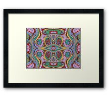 ABSTRACT 530 Framed Print