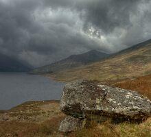 Loch Mullardoch by Ranald