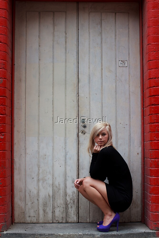 White Door by Jared Revell