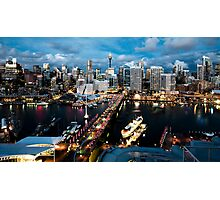 Darling Harbour, Sydney Photographic Print