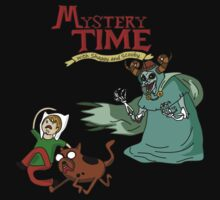Mystery Time with Shaggy and Scooby T-Shirt