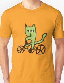 Lillah's cat bike T-Shirt