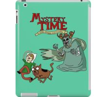 Mystery Time with Shaggy and Scooby iPad Case/Skin