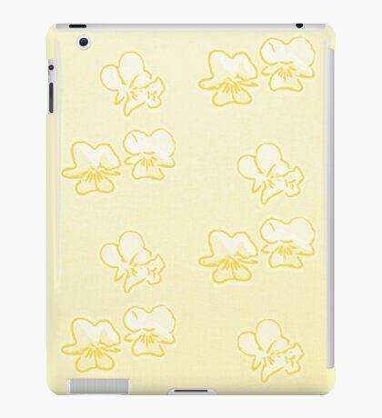 Primrose Yellow iPad Case/Skin