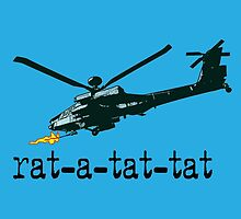Rat-a-tat-tat..... by #fftw by Tim Constable