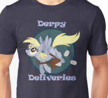 Derpy Deliveries Unisex T-Shirt