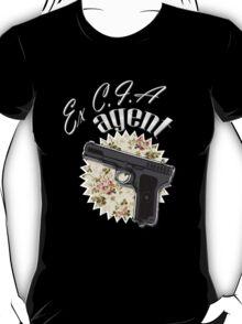 Ex CIA Agent T-Shirt