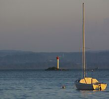 Sailboat by rokudan