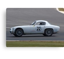 1961 Lotus Elite Canvas Print