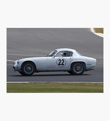 1961 Lotus Elite Photographic Print