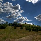 Hill View,Fiorano,Italy by Davide Ferrari