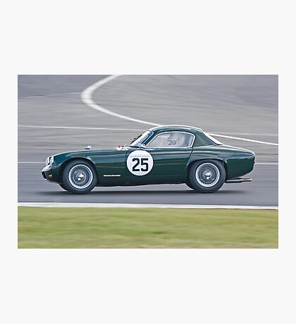 Lotus Elite Photographic Print