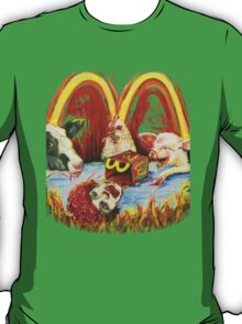 Doomsday and fries T-Shirt