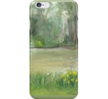 Pond View iPhone Case/Skin