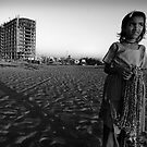 Young girl, Cox's Bazar, Bangladesh by Fordham