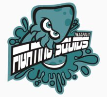 Fighting Squids Kids Clothes