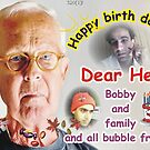 happy birth day HENK  by Bobby Dar