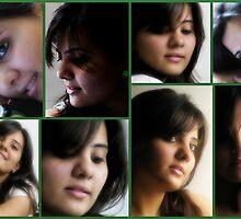 She.....and her moods!! by kamaljeet kaur