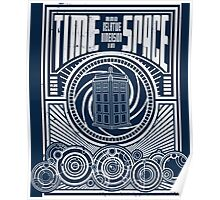 Time and Space Poster