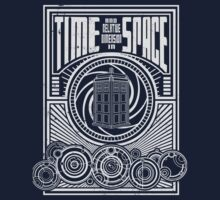 Time and Space Baby Tee