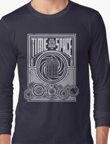 Time and Space Long Sleeve T-Shirt
