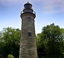 Erie Land Lighthouse by Kathy Weaver
