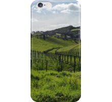 Vineyards iPhone Case/Skin
