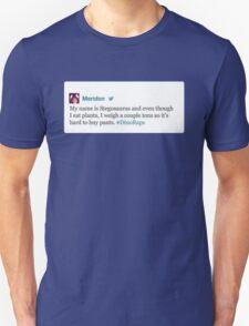Stegosaurus Rap T-Shirt