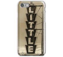 the little theatre iPhone Case/Skin