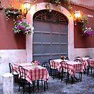Backstreet Restaurant - Rome, Italy by hjaynefoster