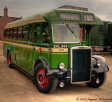 West Riding Leyland Tiger (HDR) by David J Knight