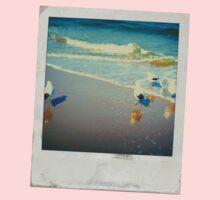 Polaroid of Seagulls One Piece - Short Sleeve