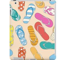 Sandals Pattern iPad Case/Skin