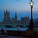 Twilight. London. England by vadim19