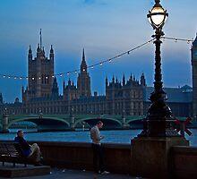 Twilight. London. England by vadim19
