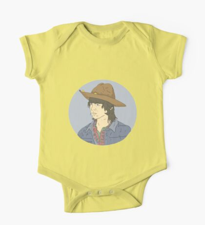 Carl Grimes One Piece - Short Sleeve