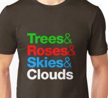 What A Wonderful World Unisex T-Shirt