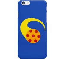 Pizza Girl Symbol iPhone Case/Skin