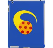 Pizza Girl Symbol iPad Case/Skin